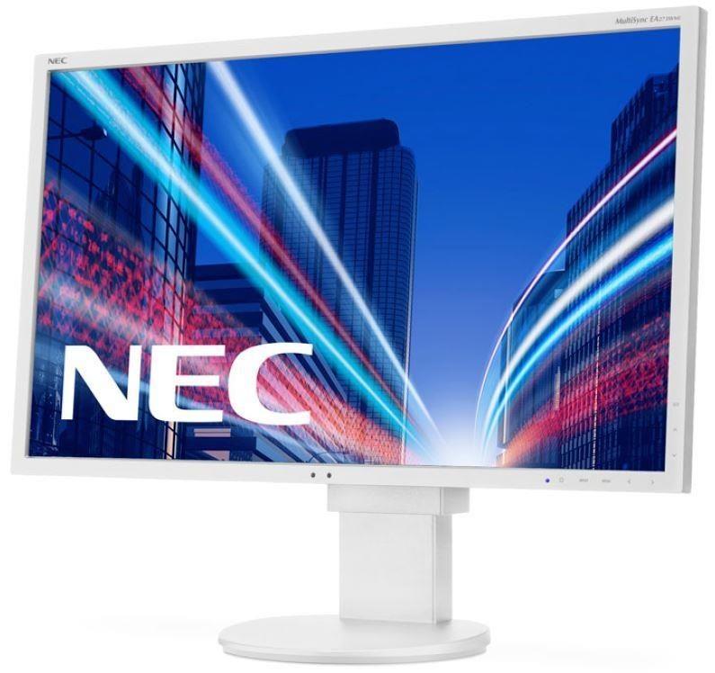NEC Monitor EA273WMi 27inch, IPS, DVI/HDMI/USB/DP, głośniki