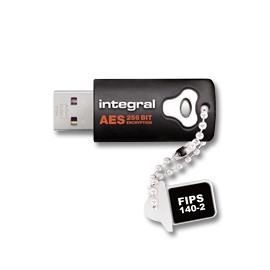 Integral pamięć USB 8GB Flash Drive Crypto Total Lock 140-2 certified