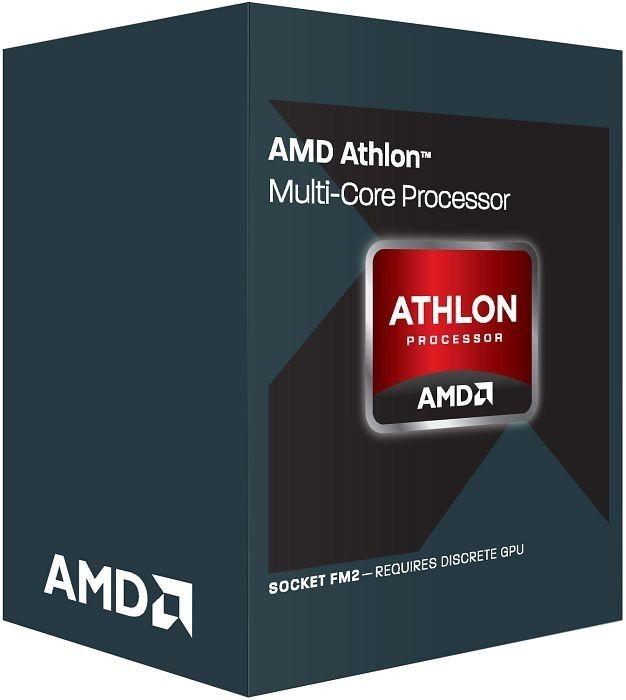 AMD Procesor Athlon II 760K X4 3800 MHz FM2 Box