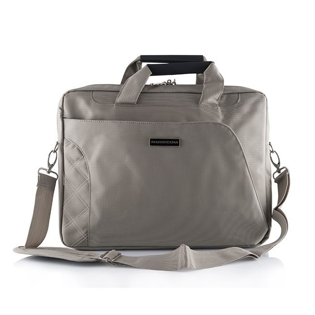 ModeCom Torba GREENWICH 15,6 do Laptopa 15,6'' Beżowa