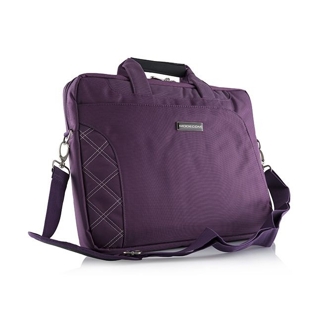 ModeCom Torba GREENWICH 15,6 do Laptopa 15,6'' Purpurowa