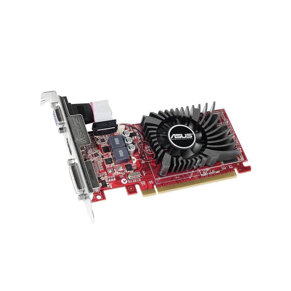 Asus Karta VGA Asus R7 240 2GB GDDR3 128bit VGA+DVI+HDMI PCIe3.0 LP