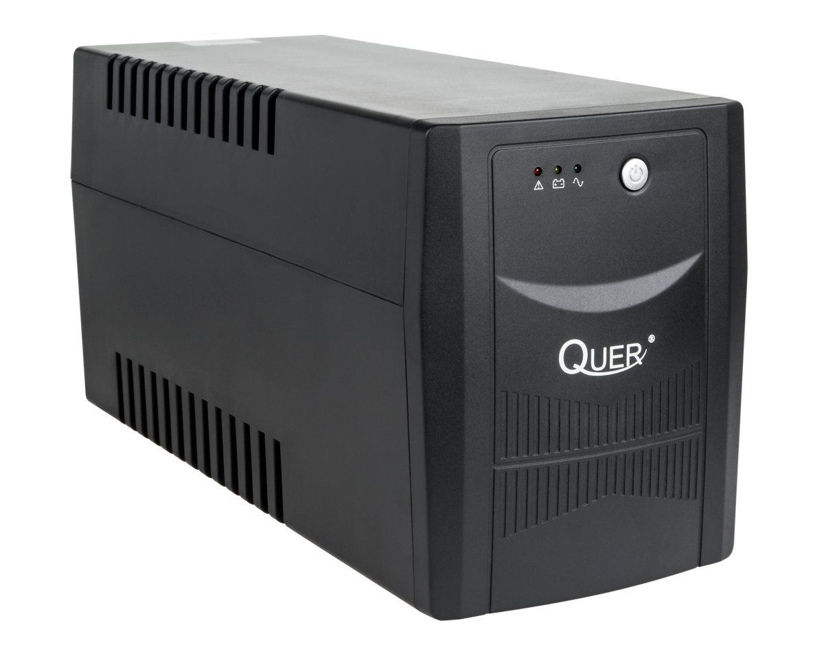 Quer UPS Quer model Micropower 2000 ( offline, 2000VA / 1200W , 230 V , 50Hz )