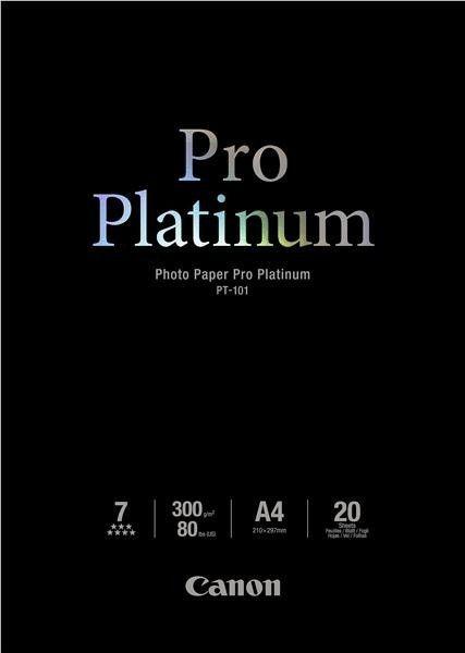 Canon Papier PM-101 Photo Premium Matte | A4 | 20ark