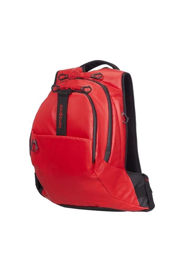 Samsonite Plecak U7410005 15'' PARADIVER komputer, 2 kieszenie, czerwony