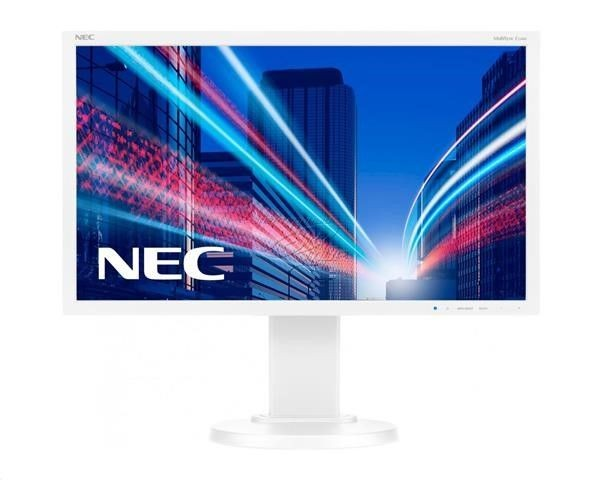 NEC Monitor E224Wi 21.5inch, IPS, mini D-Sub/DP/DVI