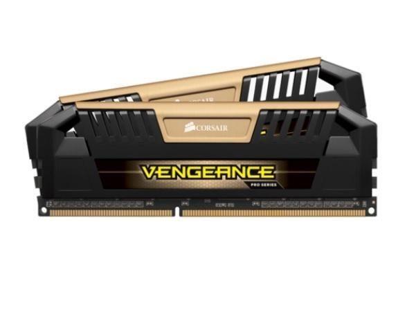 Corsair Pamięć DIMM DDR3 8GB 1600MHz 9CL 1.5V DUAL