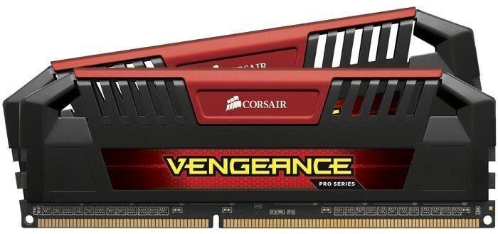 Corsair Pamięć DIMM DDR3 8GB 2400MHz 11CL 1.65V DUAL