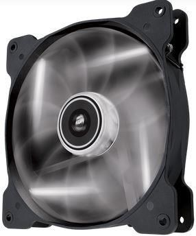 Corsair wentylator AF140 High Airflow Fan 140 mm 3 pin biały LED single pack