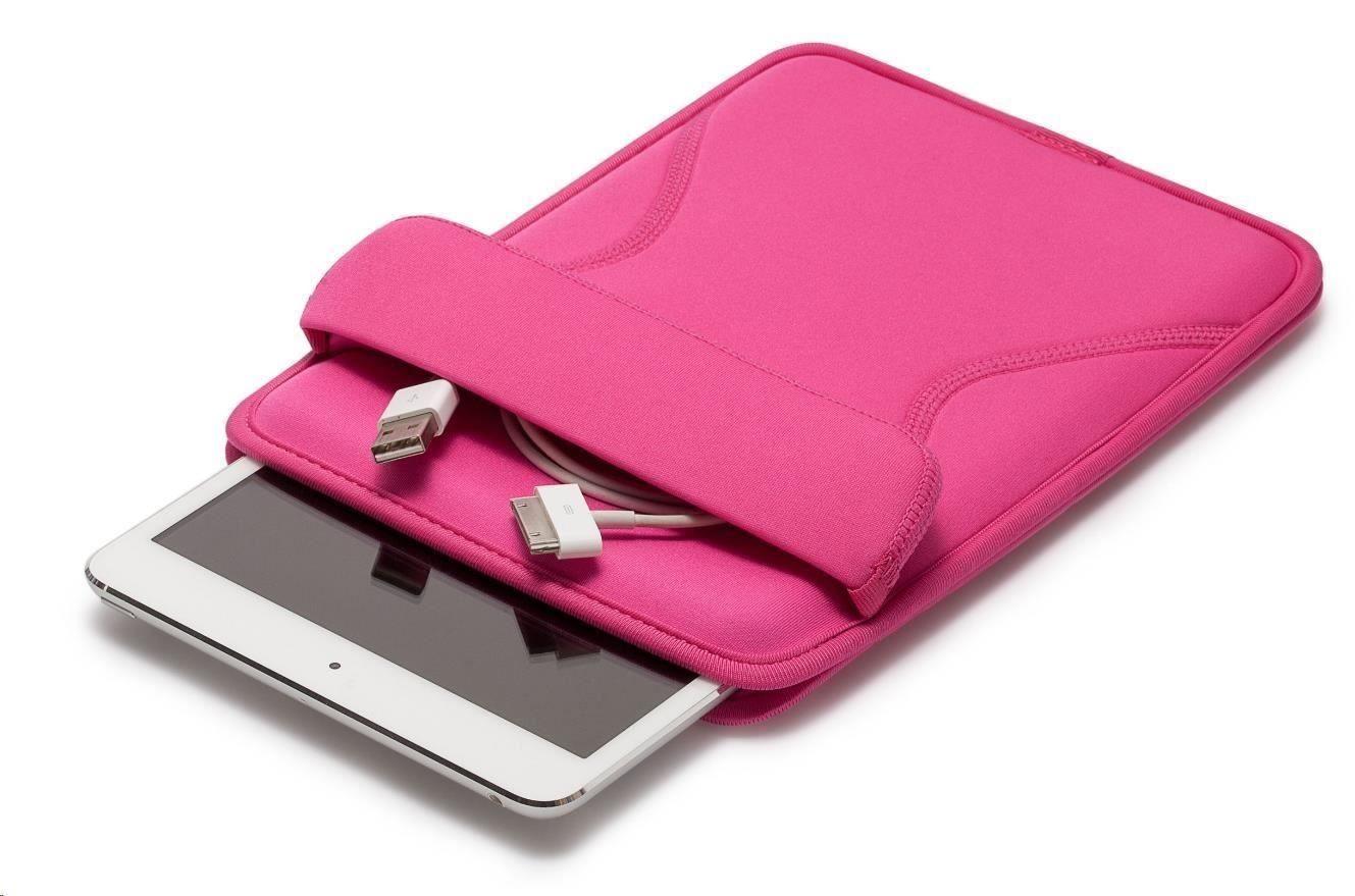 Dicota Tab Case 10'' pink różowe etui na tablet
