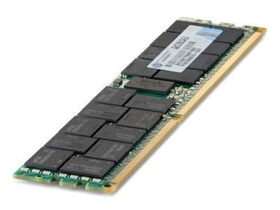 HP 8GB 1Rx4 PC3L-12800R-11 Kit