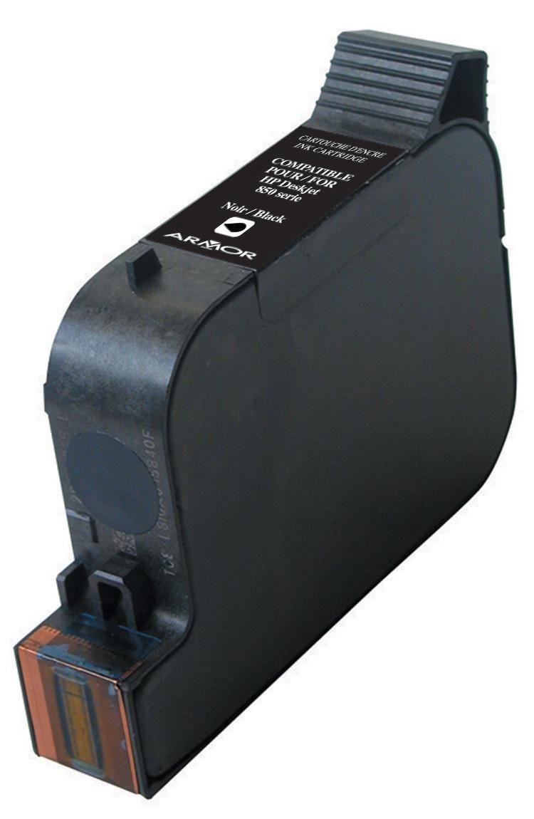 Armor wkład atramentowy do HP (zamiennik 51645AE#BA5, nr 45, 42ml)
