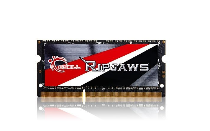 GSkill SODIMM DDR3 4GB 1600MHz CL11 - 1.35V Low Voltage