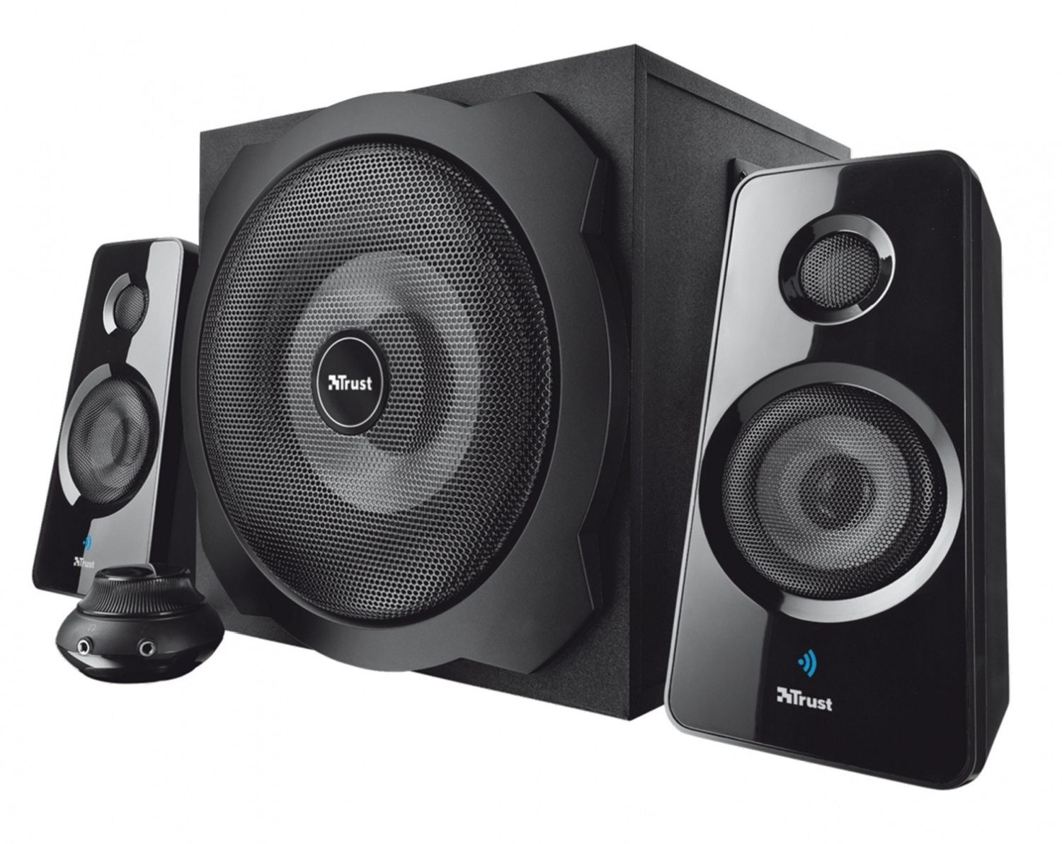 Trust Tytan 2.1 Subwoofer Speaker Set with Bluetooth
