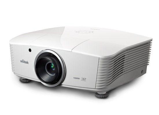 Vivitek Projektor D5110W (DLP, WXGA, 5000 Ansi, 2000:1, HDMI, LAN)