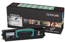 Lexmark toner black (9000str, E350)