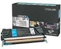 Lexmark toner cyan (1500str, C520n / C530dn)