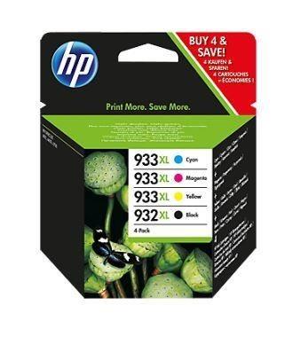 HP Wkład atramentowy HP 932XL/933XL Combo Pack