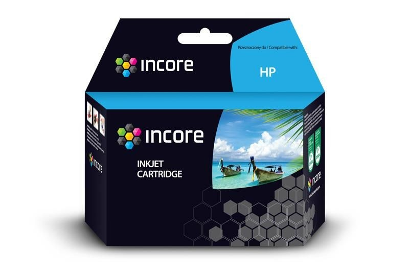 Incore Tusz do Hp 704XL (CN692AE) Black 17ml reg.