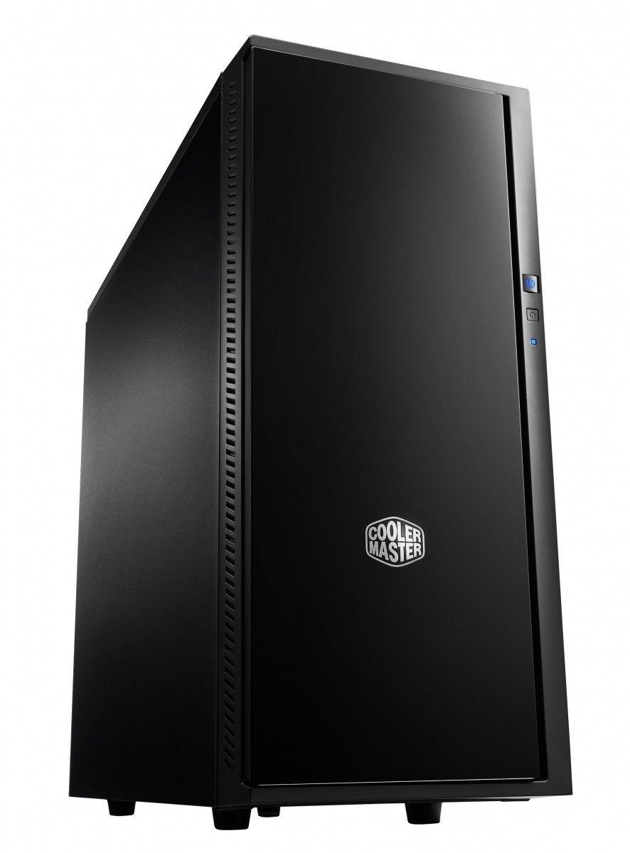 Cooler Master obudowa komputerowa Silencio 452 czarna ( bez zasilacza )