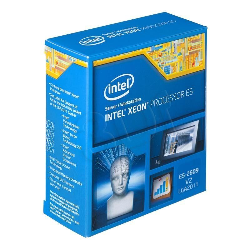 Intel Procesor Xeon E5-2609 v2 2500MHz 2011 Box
