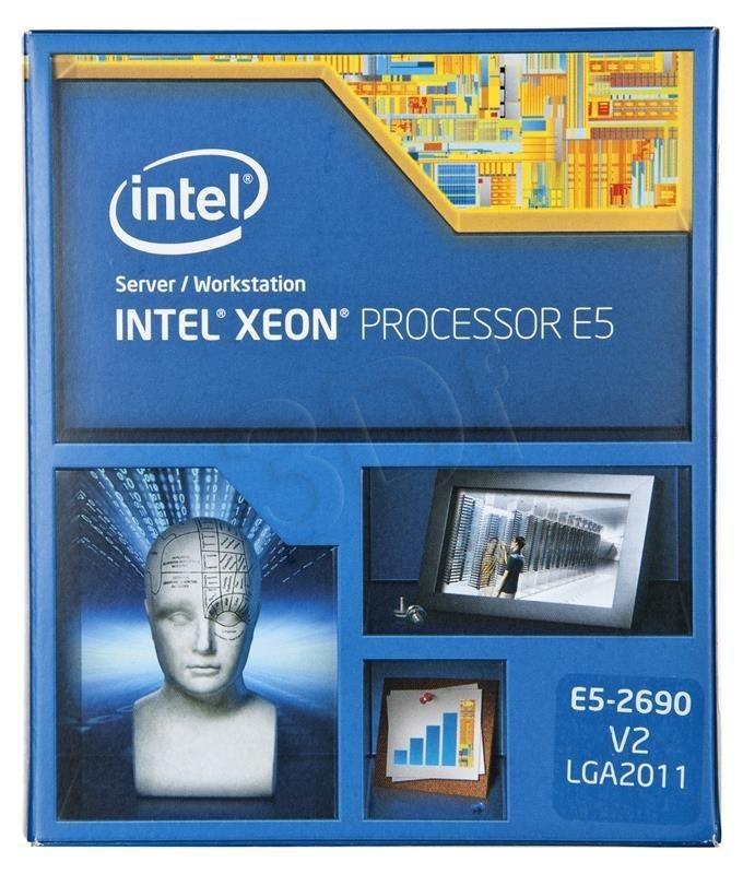 Intel Procesor Xeon E5-2690 v2 3000MHz 2011 Box