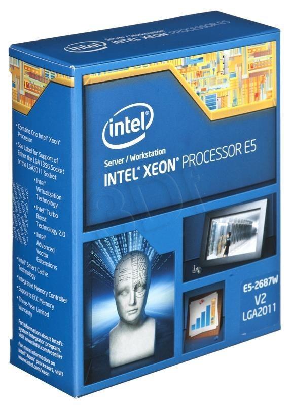 Intel Procesor Xeon E5-2687W v2 3400MHz 2011 Box