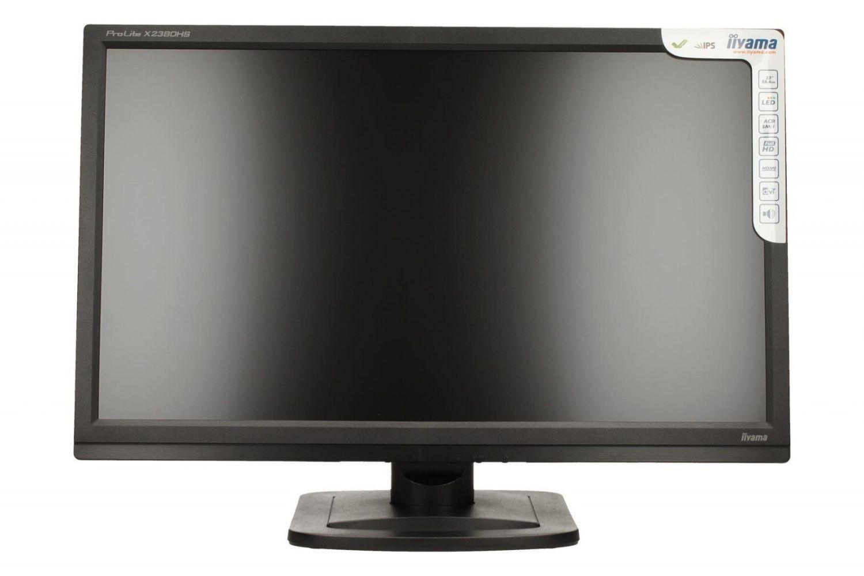iiyama Monitor X2380HS-B1 23inch, IPS, Full HD, DVI, HDMI, głośniki