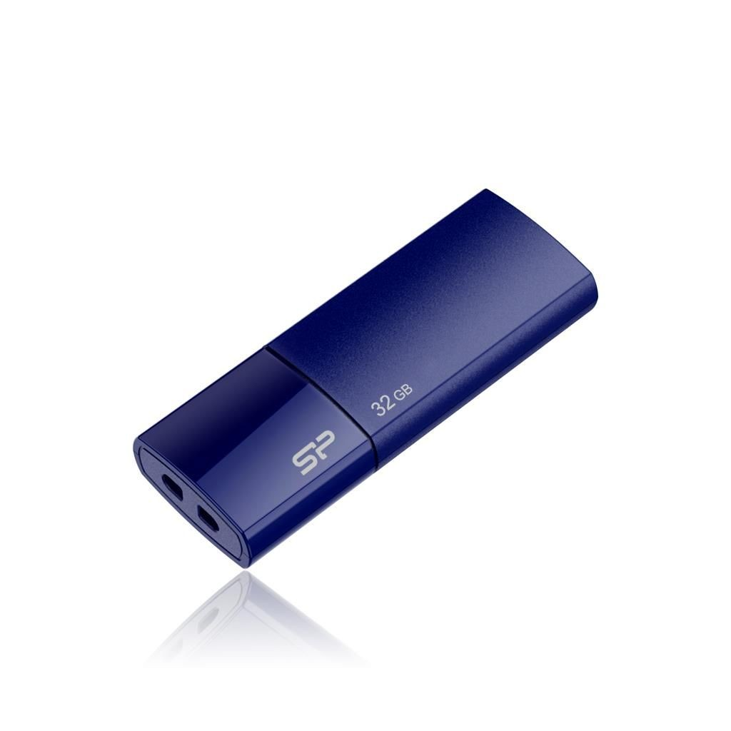 Silicon-Power Pendrive (Pamięć USB) 32 GB USB 2.0 Niebieski