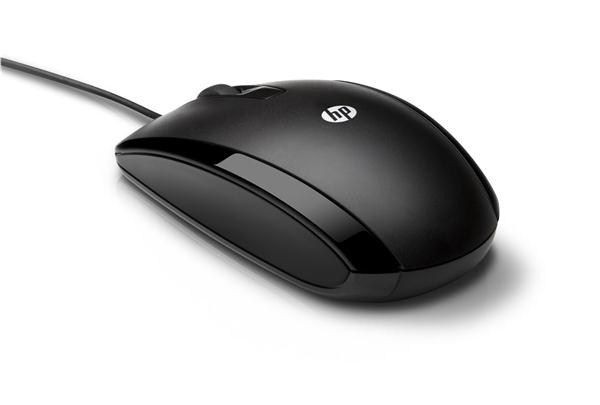 HP X500 Wired Mouse E5E76AA