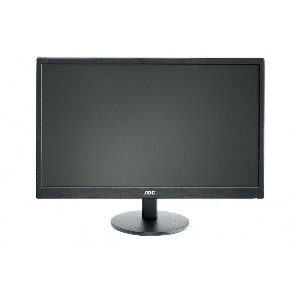 AOC Monitor AOC E2470SWHE 23.6inch, D-Sub/HDMI