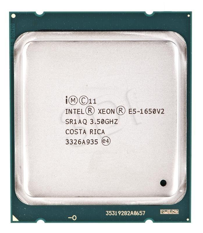 Intel Procesor Xeon E5-1650 v2 3500MHz 2011 Oem