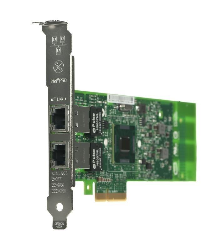 Intel KARTA SIECIOWA SERWEROWA GIGABIT ET DUAL PORT E1G42ET