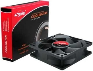 Spire wentylator DC Fan Blower 80x80x25mm