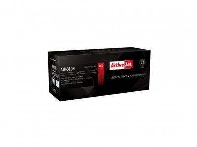 ActiveJet Toner ActiveJet ATH-310AN | Czarny | 1200 pp | HP CE310A (126A), Canon CRG-72