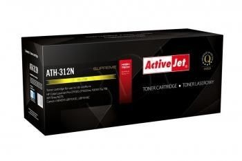 ActiveJet Toner ActiveJet ATH-312AN | Yellow | 1000 pp | HP CE312A (126A), Canon CRG-72