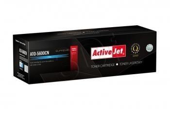 ActiveJet Toner ActiveJet ATO-5600CN | Cyan | 2000 pp | OKI 43381907