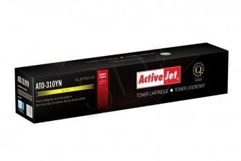 ActiveJet Toner ActiveJet ATO-310YN | Yellow | 2000 pp | OKI 44469704