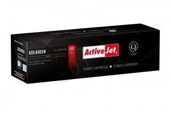 ActiveJet Toner ActiveJet ATO-B491N | Czarny | 12000 pp | OKI 44917602
