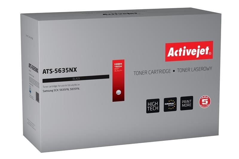 ActiveJet Toner ActiveJet ATS-5635NX | Czarny | 10000 pp | Samsung MLT-D2082L
