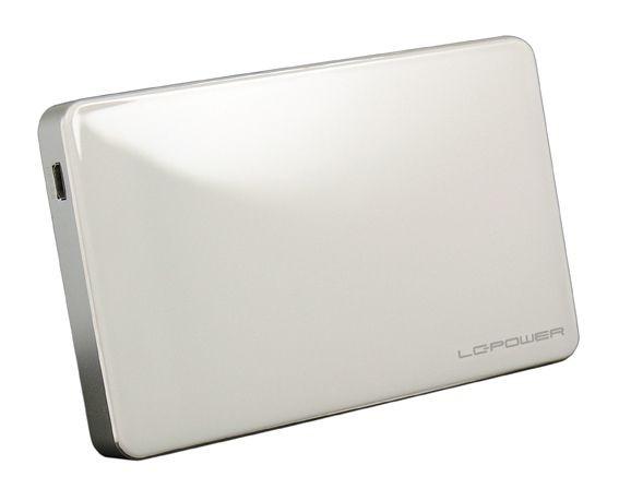 LC-Power OBUDOWA 2,5SATA LC-25U3W-ELEKTRA USB 3.0 OBUDOWA 2,5' LC-25U3W-ELEKTRA USB 3.0 BIAŁA ULTRA CIENKA 6,35cm