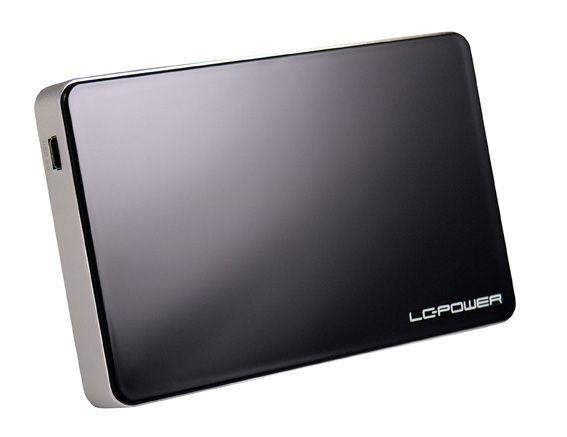 LC-Power OBUDOWA 2,5' STALA LC-25U3B-ELEKTRA USB 3.0 ULTRA SLIM 6,35 cm