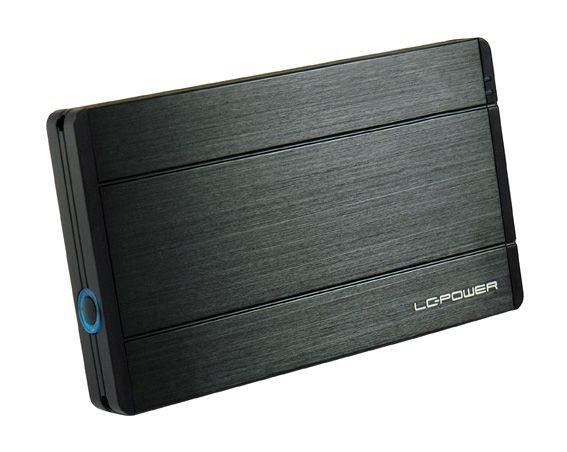 LC-Power OBUDOWA 2,5' SATA LC-25U3-DIADEM USB 3.0 ULTRA SLIM 6,35 cm