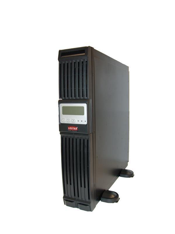 Lestar UPS JsRT-1100 1000VA/900W Sinus PF 0,9 LCD RT 8xIEC USB RS RJ 45