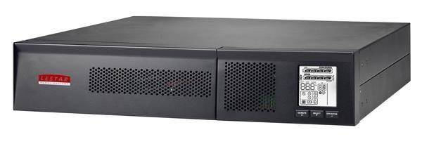 Lestar UPS OtRT-1100 XL 1100VA/880W Sinus PF 0,8 LCD RT 8xIEC USB RS RJ 45