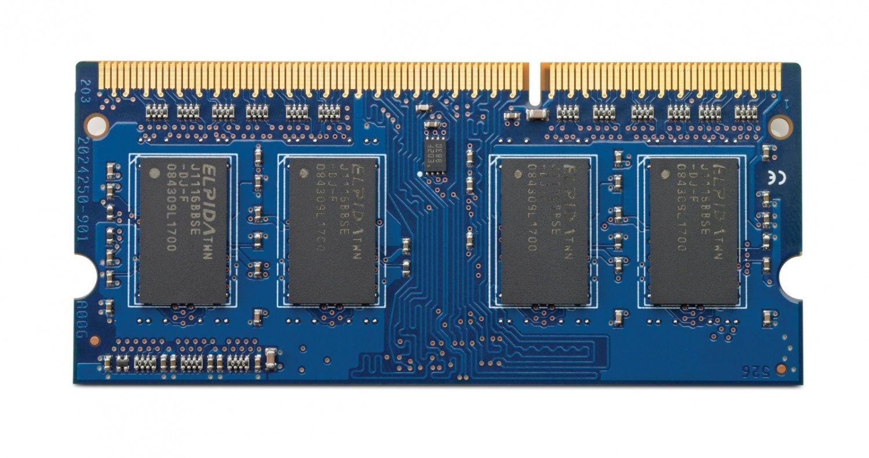 HP Pamięć 2GB DDR3-1600 SODIMM