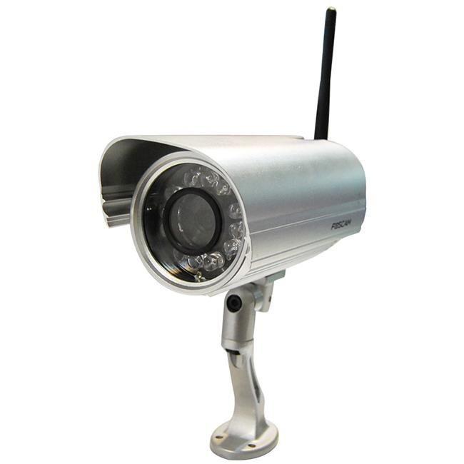 Foscam zewnętrzna bezprzewodowa kamera IP FI9804W WLAN IP66 3.6mm H.264 720p