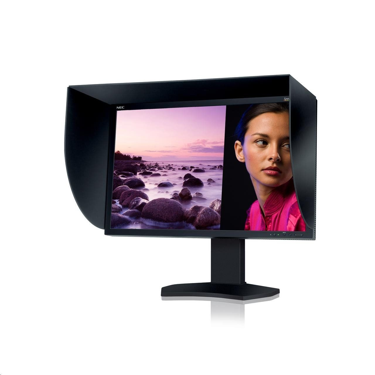 NEC 30'' LCD SpectraView Reference 10-bit AH-IPS GB-R LED 16:10