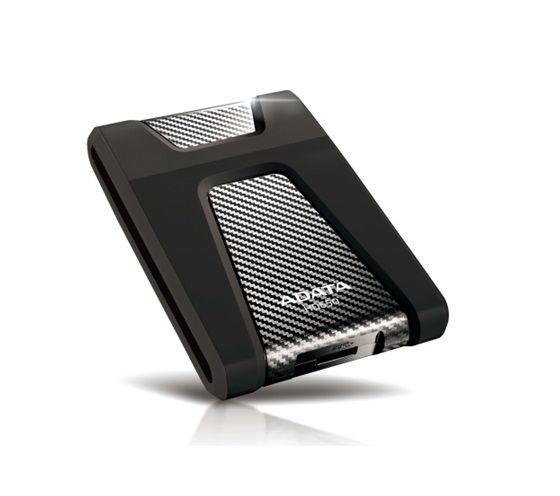 A-Data Dysk zewnętrzny HD650 1TB 2.5'' HDD USB 3.0 Czarny Wstrząsoodporny