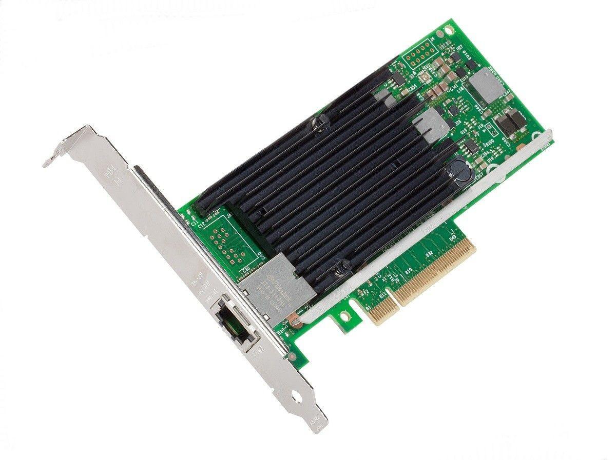 Intel Karta sieciowa Ethernet Converged X540-T1 1xRJ45 10GbE 10GBASE-T bulk X540T1BLK